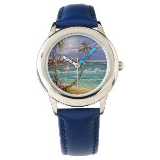 Beach wave watch