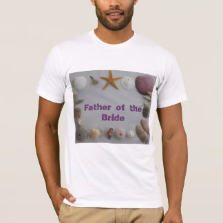 Beach Wedding/Father of the Bride T-Shirt