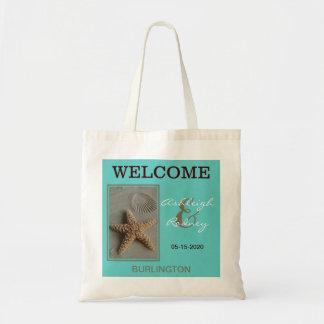 Beach Wedding Welcome Bags Starfish