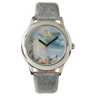 beach wrist watch