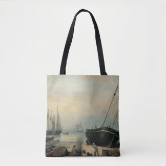 Beached for Repairs, Duncan's Point, Gloucester Tote Bag