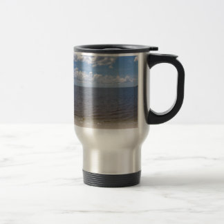 Beached Stainless Steel Travel Mug