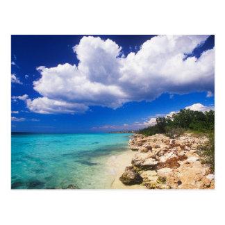 Beaches, Barahona, Dominican Republic, 2 Postcard