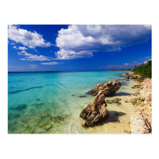 Beaches, Barahona, Dominican Republic, 3 Postcard