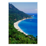 Beaches, Barahona, Dominican Republic, Poster
