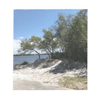 Beaches Notepad