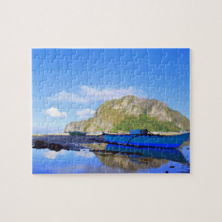 Beaches of Bacuit Bay Jigsaw Puzzle