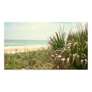 Beachgrass Business Card