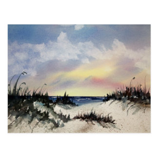 Beachscape Postcard