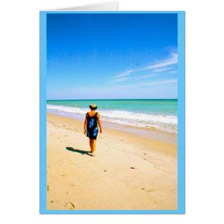 Beachwalker Card