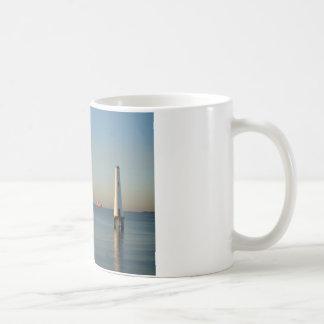 Beacon at dawn coffee mug