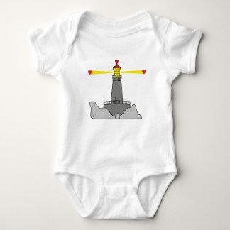 beacon of love baby bodysuit