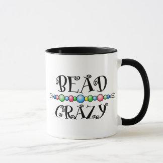 Bead Crazy Mug