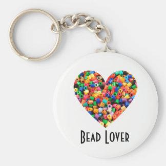 Bead Lover Key Ring