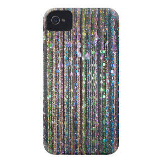 Beaded print Blackberry Bold case, multi colored
