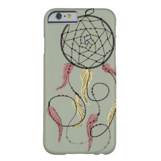 Beaded Red and Yellow Dream Catcher Barely There iPhone 6 Case