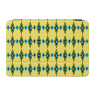 Beaded Tri-Diamonds iPad Mini Cover