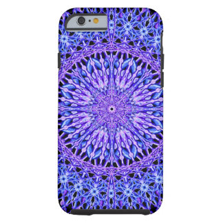 Beads of Light Mandala Tough iPhone 6 Case