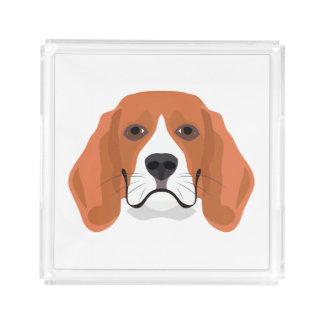 Beagle01_01_B_Quadrat.ai Acrylic Tray