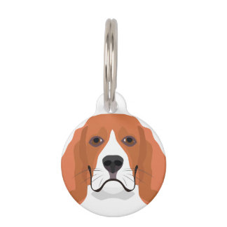 Beagle01_01_B_Quadrat.ai Pet Name Tag