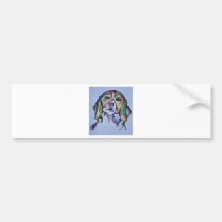 Beagle 1 bumper sticker