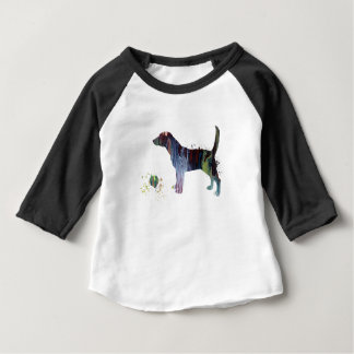Beagle and toy baby T-Shirt