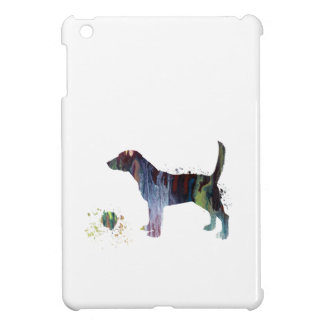 Beagle and toy case for the iPad mini
