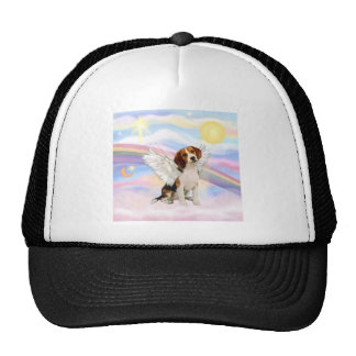 Beagle Angel Cap