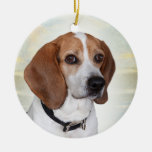 Beagle  Angel Ornament