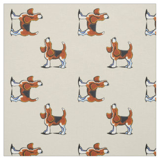 Beagle Bay Sandy Beige Fabric