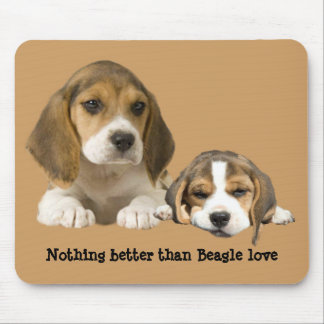 Beagle Buddies Mousepad
