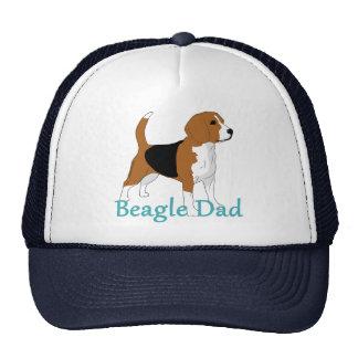 Beagle Dad 2 Classic Dog Cap