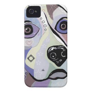 Beagle DENIM Colors iPhone 4 Case