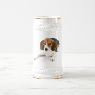 Beagle Dog Beer Stein
