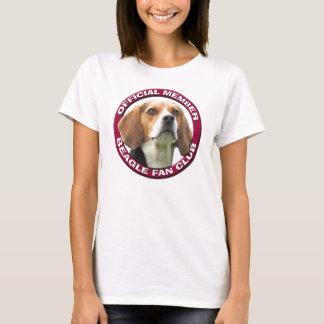 Beagle Fan Club Ladies T-Shirt