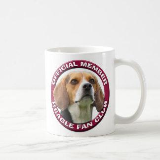 Beagle Fan Club Mug