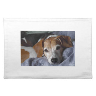 Beagle-Harrier Dog Placemat