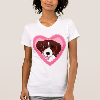 Beagle Heart Women's T-Shirt