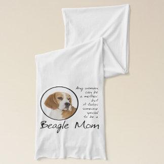 Beagle Mom Scarf