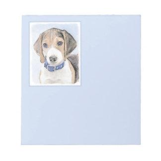 Beagle Notepad
