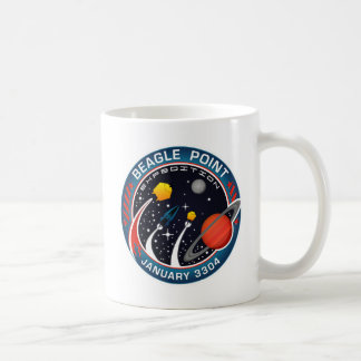 Beagle Point Expedition Commemorative Mug