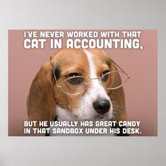 Beagle Poster