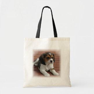 Beagle Puppy Dog Environmental Tote