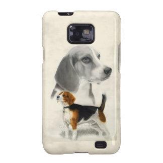 Beagle Samsung Galaxy S2 Case