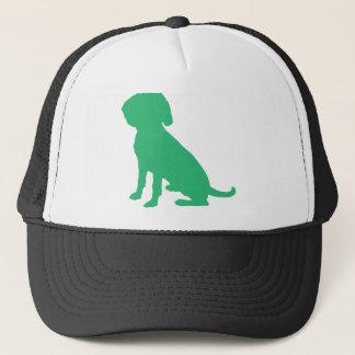 Beagle Silhouette Trucker Hat