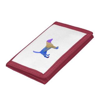Beagle Tri-fold Wallet