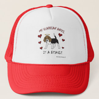 Beagle Trucker Hat