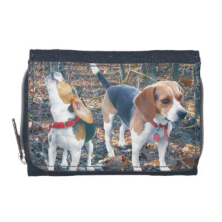 Beagles in the Woods Beagle Wallet
