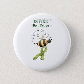 beahero 6 cm round badge