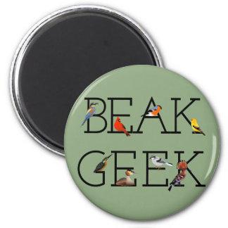 Beak Geek Magnet